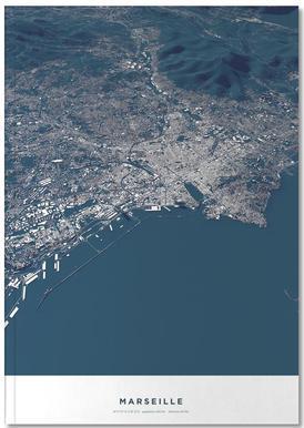 Marseille Notitieboekje