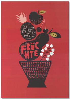 Fruit Notepad