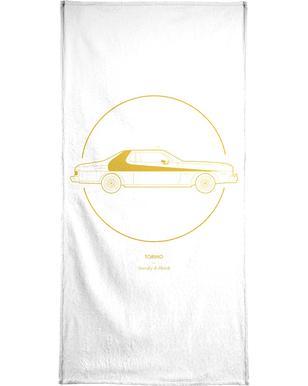 Torino handdoek