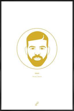 Drake Framed Poster