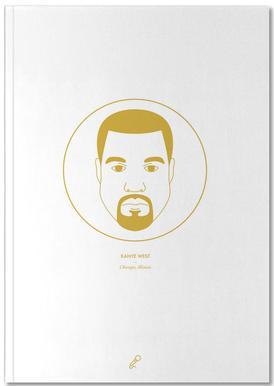Kanye West Notebook
