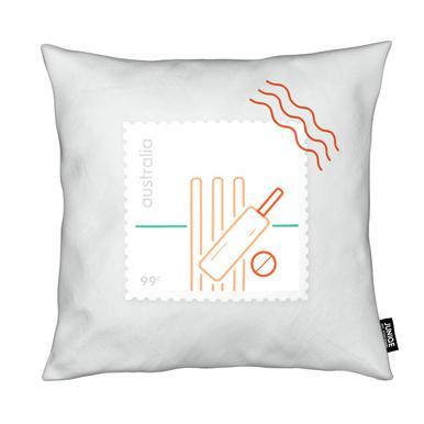 Cricket Cushion