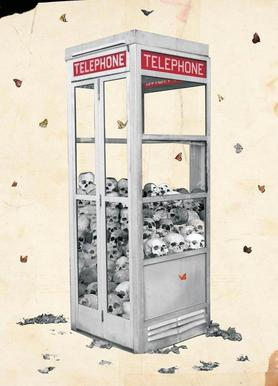 Collect Call Impression sur toile