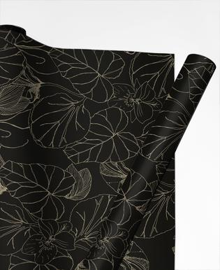 Flowers Gift Wrap