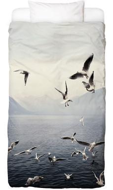 Seagulls Dekbedovertrekset