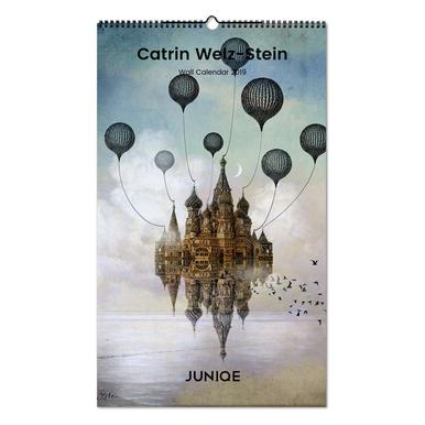 Buy Themed Wall Calendars For 2019 With Art Prints Online Juniqe