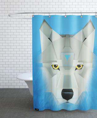Wolf Rideau de douche
