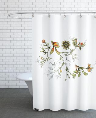 Merveilleux Grow With Me   La Scarlatte   Shower Curtain