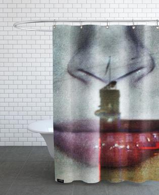 Reflex Mouth Shower Curtain