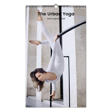 The Urban Yoga 2019 Wandkalender