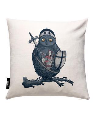 Night Watchman Cushion Cover