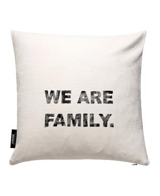 We Are Family Kissenbezug