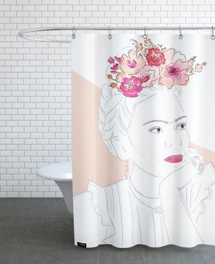 Frida Kahlo Shower Curtains