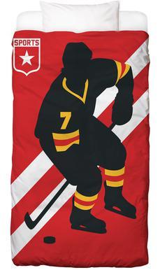 Ice Hockey Linge de lit