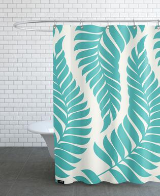 Fern As Shower Curtain By Bo Lundberg