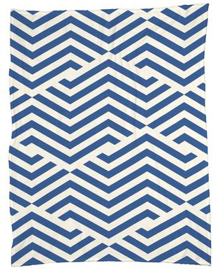 Kavala Fleece Blanket