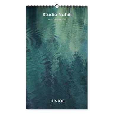 Studio Nahili 2019 Wall Calendar