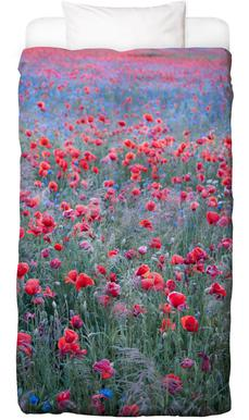 Poppy Seed Heaven Dekbedovertrekset