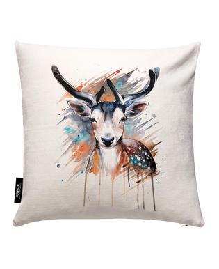 Deer Portrait Kussenhoes