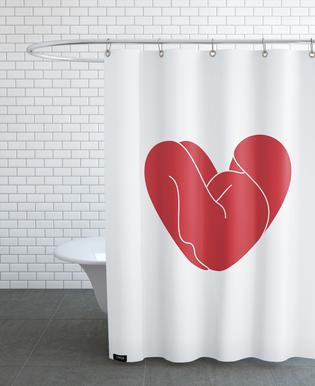 Valentines Day Shower Curtains