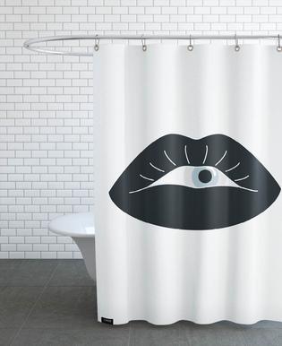 Eye Shower Curtain