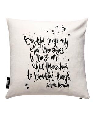 Beautiful Things Cushion Cover