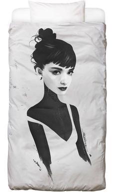 Oh, Audrey Linge de lit