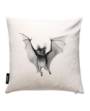Bat Cushion Cover