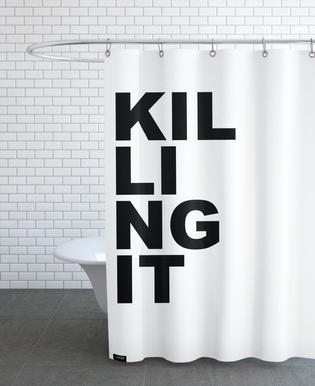 Killing It Duschvorhang