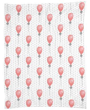 Balloons Plaid