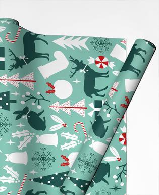 Christmas Papier cadeau