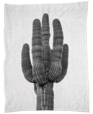 Print 91 Fleece Blanket