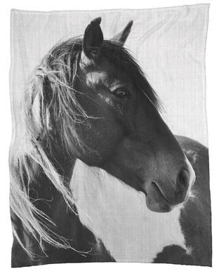 Print 181 Fleece Blanket