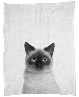 Print 71 Fleece Blanket