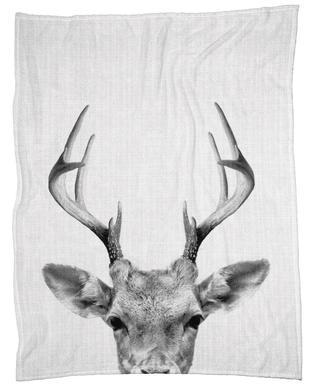 Print 38 Fleece Blanket