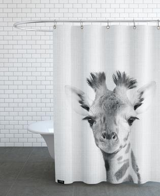 Print 40 Shower Curtain