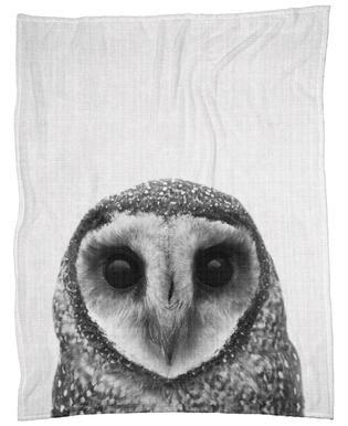 Print 40 Fleece Blanket