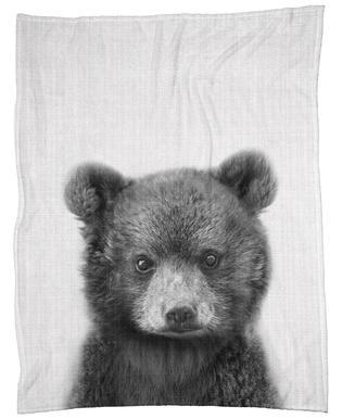 Print 287 Fleece Blanket