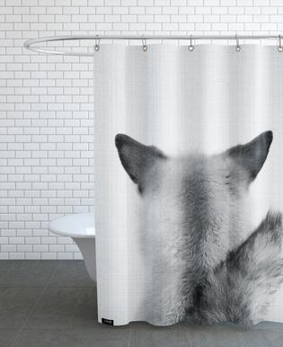 Print 293 Shower Curtain