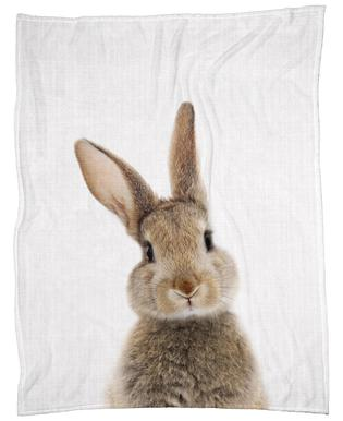 Print 315 Fleece Blanket