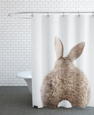 Rabbits Shower Curtains