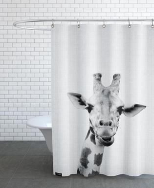 Print 41 Shower Curtain