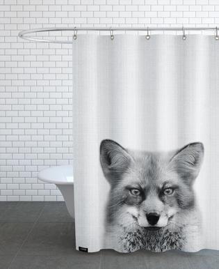 Print 47 Shower Curtain