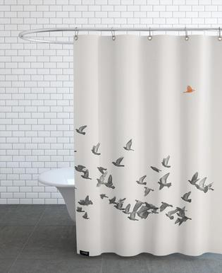 Pills As Shower Curtain By Sarah Bhler
