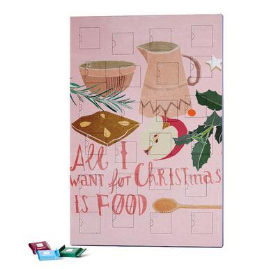 Christmas als Poster im Kunststoffrahmen von Eva Wünsch | JUNIQE