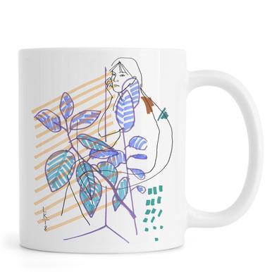 Friday's Sun Mug