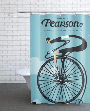 Bicycles Shower Curtains