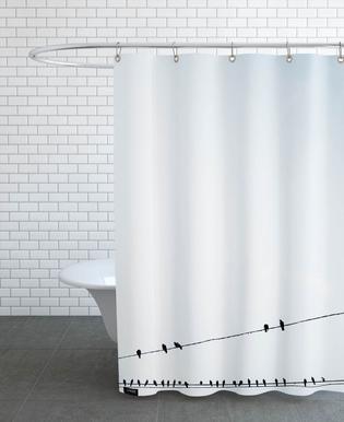 Birds Duschvorhang