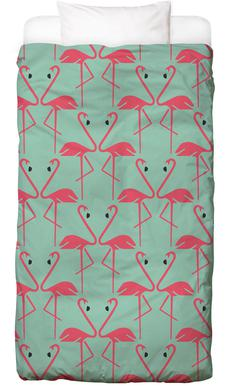 Flamingos Bettwäsche Juniqe Ch