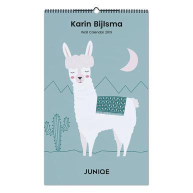 Karin Bijlsma 2019 Wall Calendar